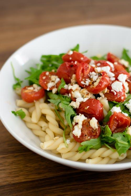 Ingyenes stockfotó az egészséges táplálkozás, bazsalikom, ebéd témában