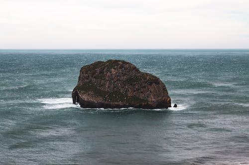 ada, Akdeniz, atlantik okyanusu, dalga içeren Ücretsiz stok fotoğraf