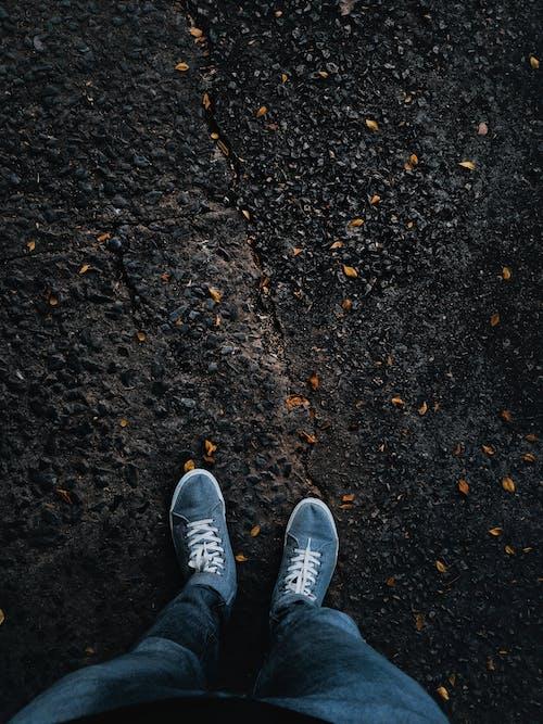 Gratis stockfoto met aarde, asfalt, betonnen vloer, bezinksel