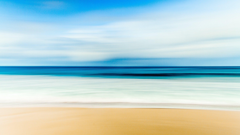 Free stock photo of beach, blue, ocean, sand
