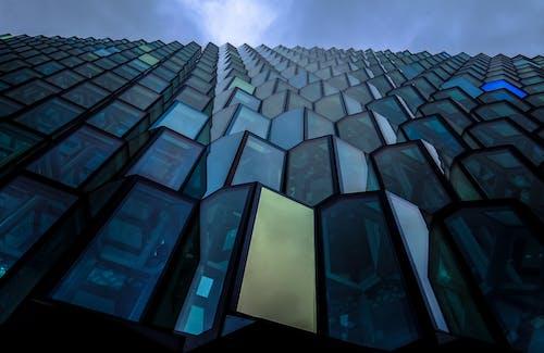 Kostenloses Stock Foto zu außen, design, formen, futuristisch