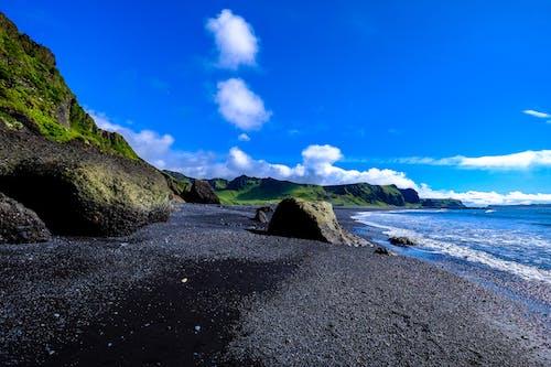 açık hava, ada, bulutlar, bulutlu içeren Ücretsiz stok fotoğraf