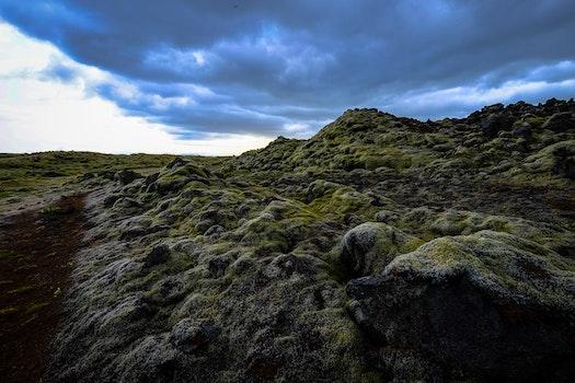 Free stock photo of landscape, nature, sky, rocks