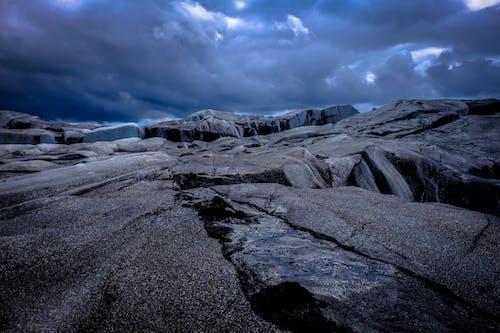 Immagine gratuita di acqua, alba, cielo, congelato