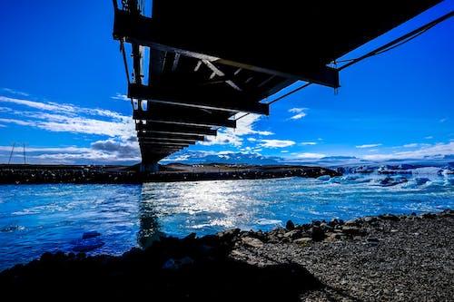 Imagine de stoc gratuită din apă, cer, drum, gheață