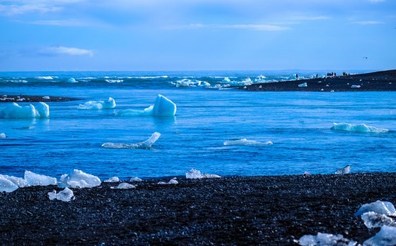 Free stock photo of cold, iceberg, sea, landscape