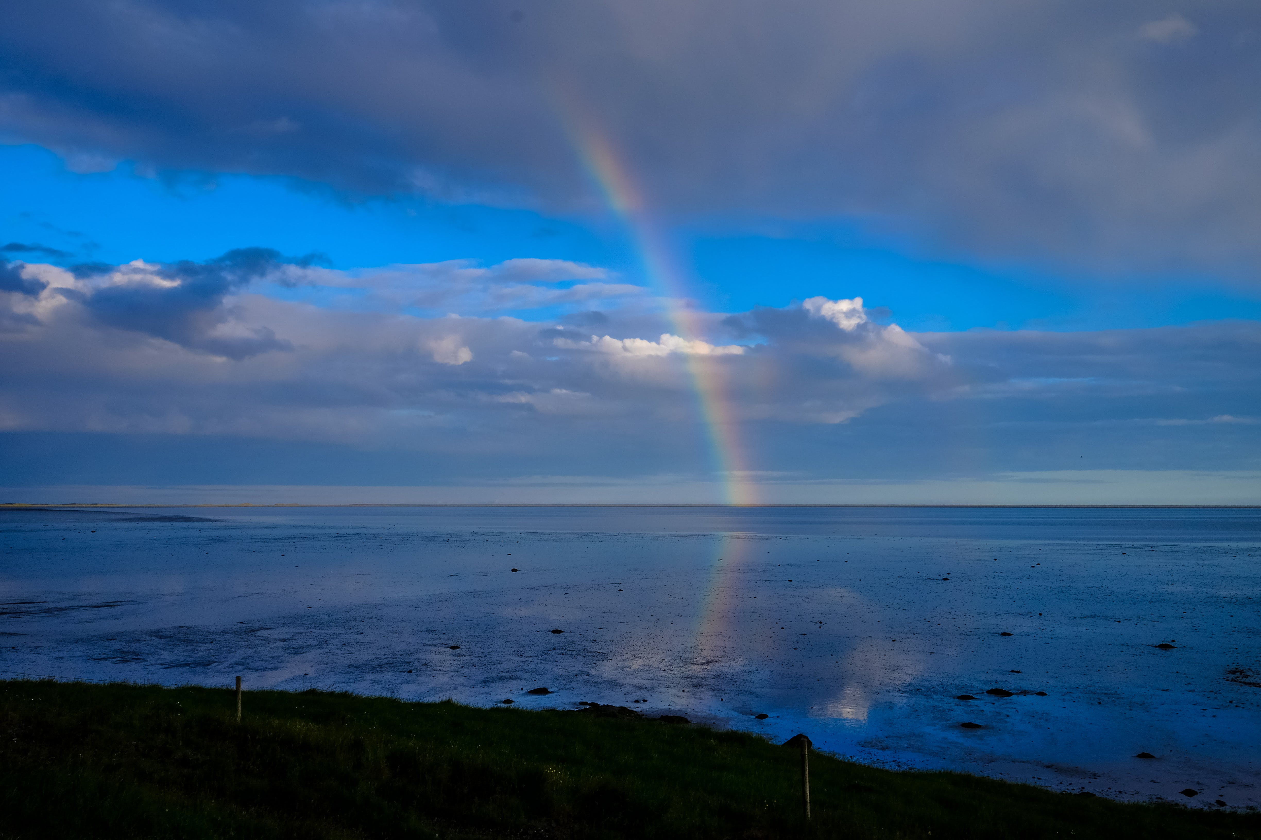 Photo of Rainbow over Horizon