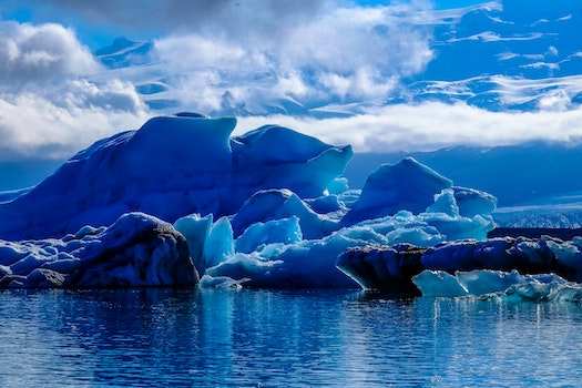 Free stock photo of cold, iceberg, melting, snow