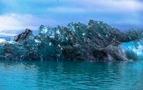 cold, iceberg, melting