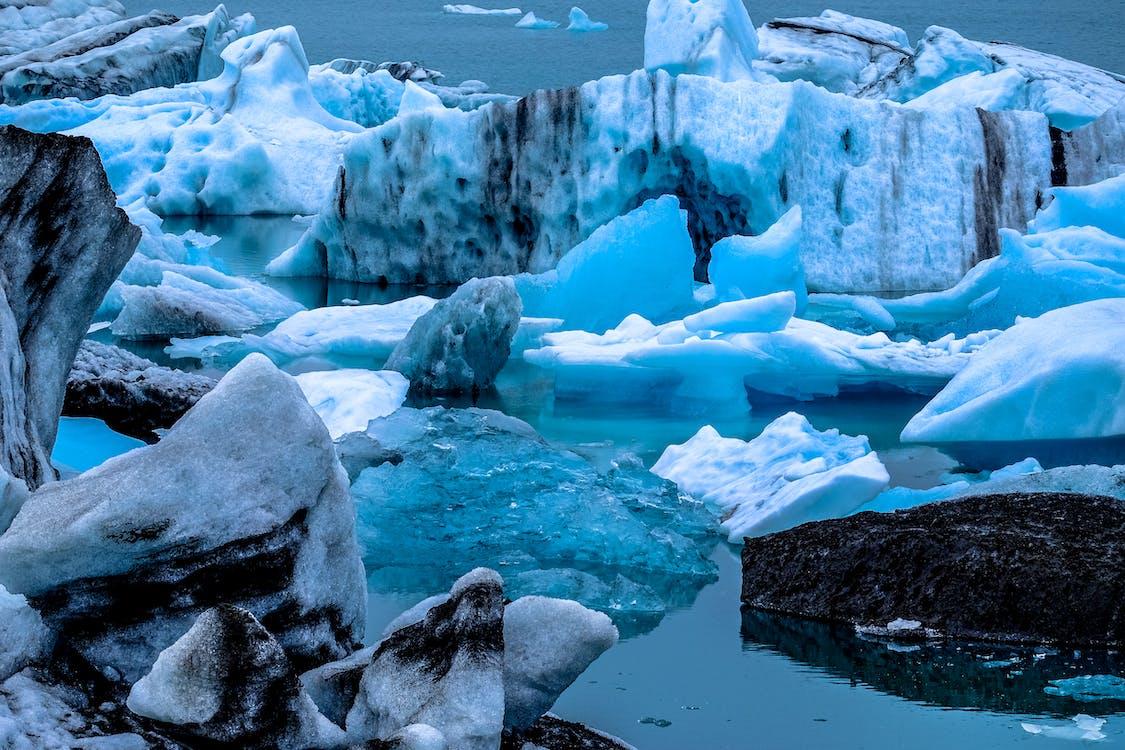 changement climatique, eau, flotter