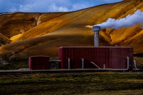 Základová fotografie zdarma na téma hora, hřiště, idylický, malebný