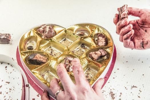 Kostenloses Stock Foto zu essen, süßigkeiten, schokolade, dessert