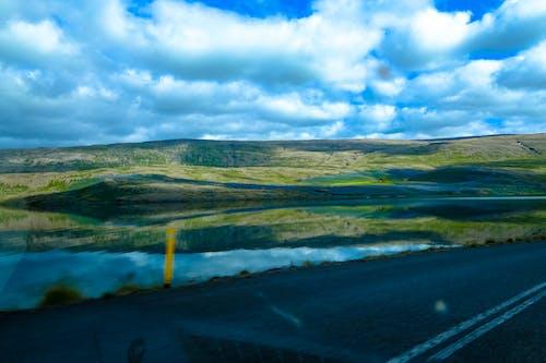 Gratis lagerfoto af bane, dagslys, græs, himmel