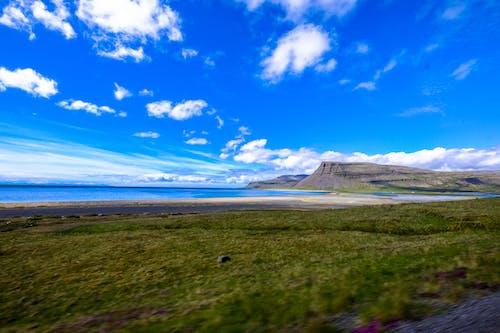 Foto d'estoc gratuïta de aigua, capvespre, cel, estiu