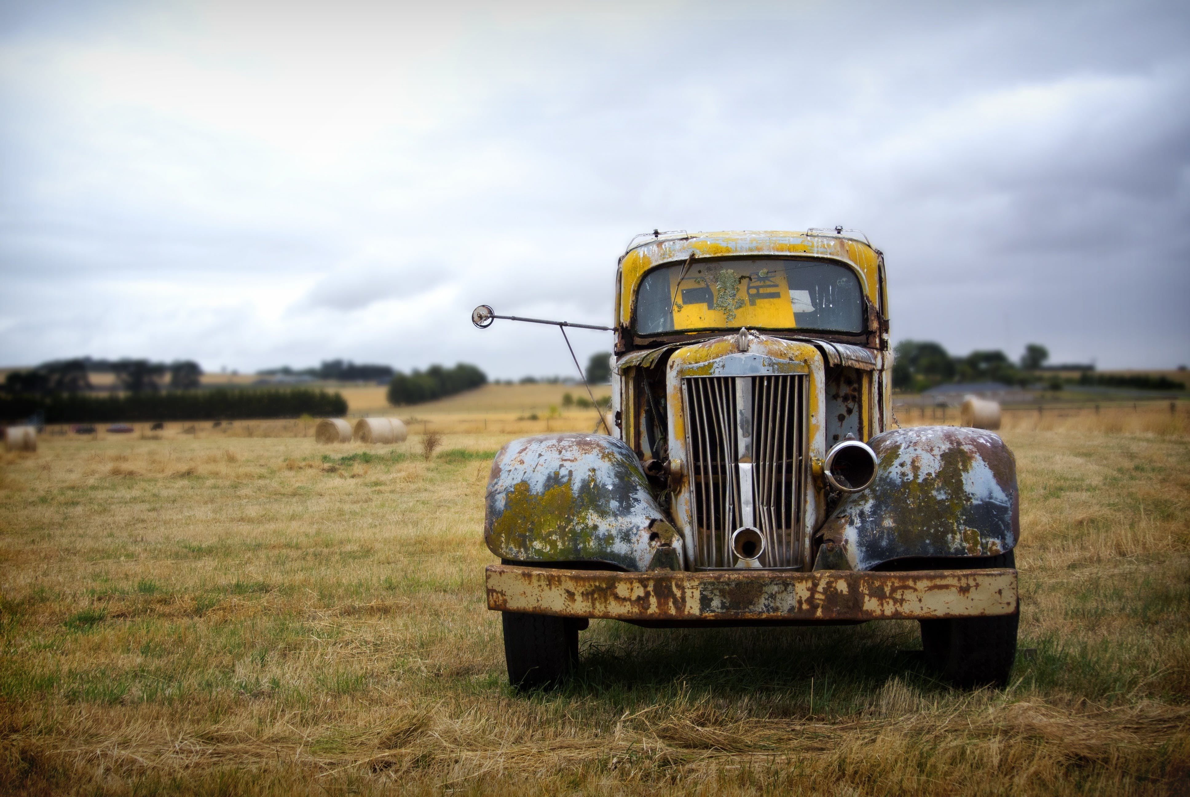 Free stock photo of vehicle, vintage, old, antique