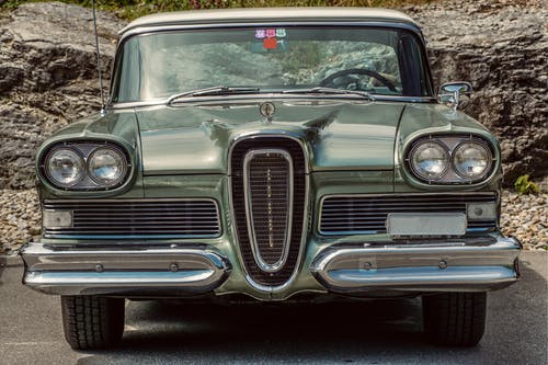 Kostenloses Stock Foto zu alte, amerikanisch, antik, auto