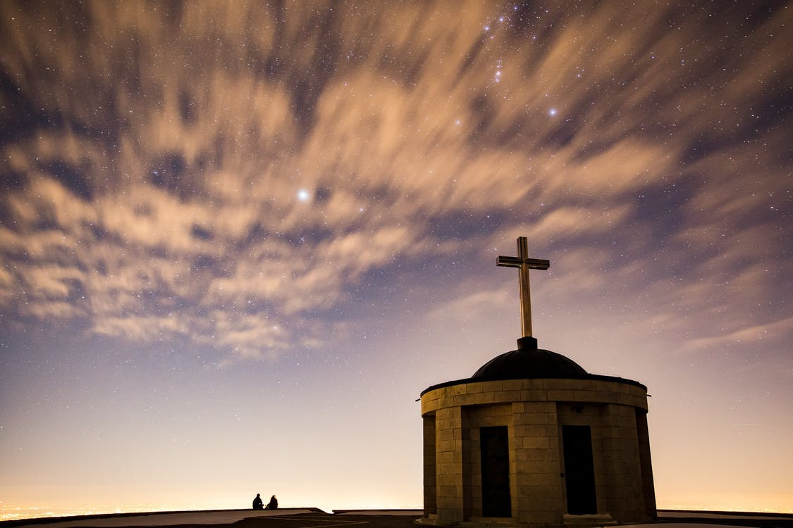 Free stock photo of christian, church, cross