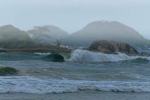 Foto d'estoc gratuïta de fogonera, ilha tropical, ilhota, litoral