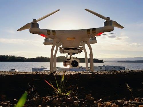 Gratis lagerfoto af drone