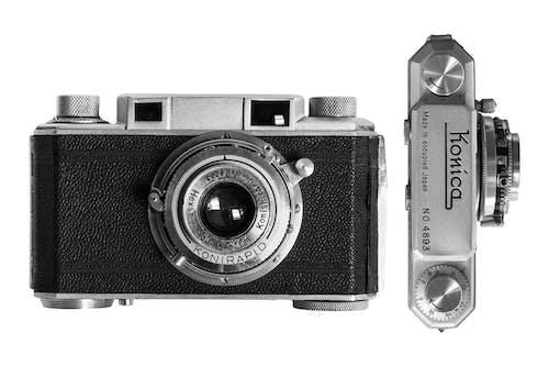 35mm, アナログ, アンティーク, カメラの無料の写真素材