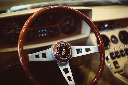Gratis stockfoto met classic car, cockpit, klassieke auto, klassieker