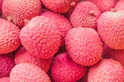 Foto stok gratis buah tropis, buah-buahan, lengkeng chinensis, lychee