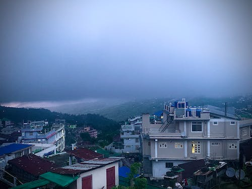 Free stock photo of after rain, gloomy sky, hilly