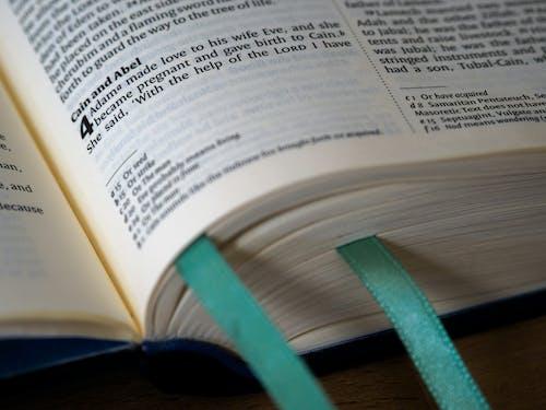 Ingyenes stockfotó Biblia, fejezet, írás témában