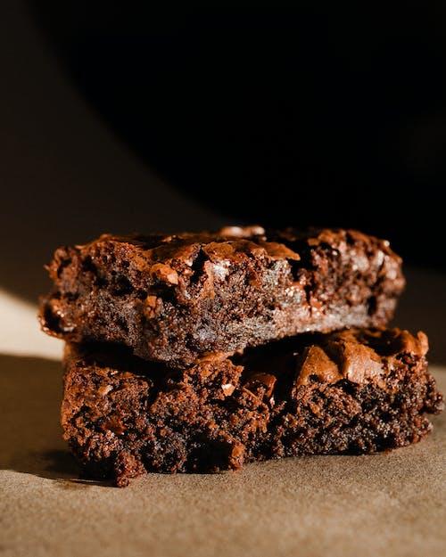 Ingyenes stockfotó aprósütemény, brownie, brownie torta, csemege témában