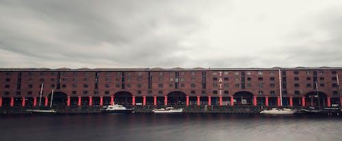 Gratis arkivbilde med Albert Dock, liverpool, sjøside