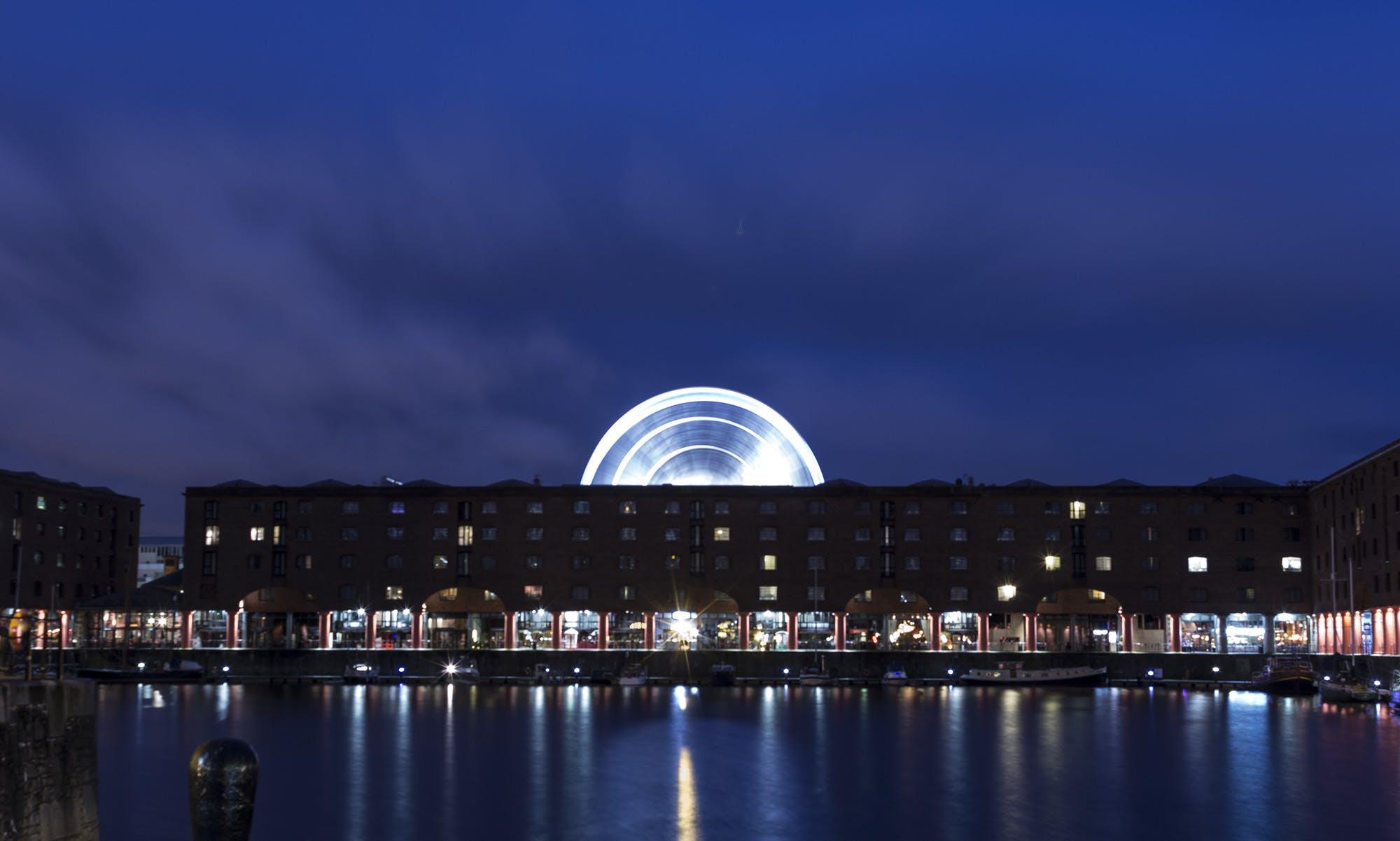 Fotos de stock gratuitas de agua, Albert Dock, amanecer, arquitectura
