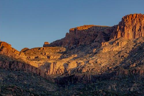 Free stock photo of apache lake, arizona, canyon
