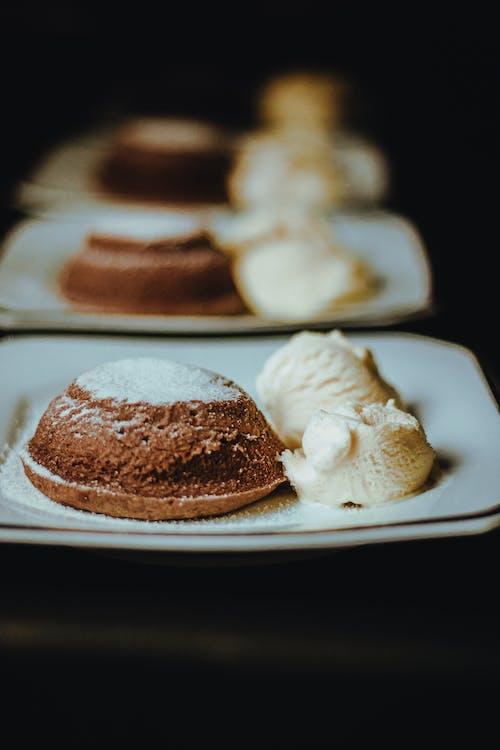 Kostnadsfri bild av açucarado, apetitoso, bakning, bolo