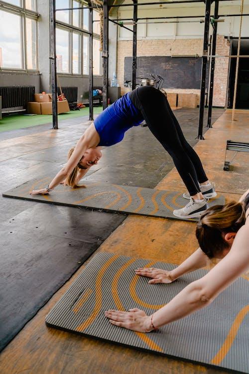Photo of Women Doing Exercise