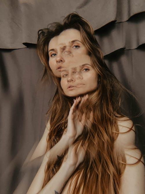 Безкоштовне стокове фото на тему «абстракція, вітер, волосина»