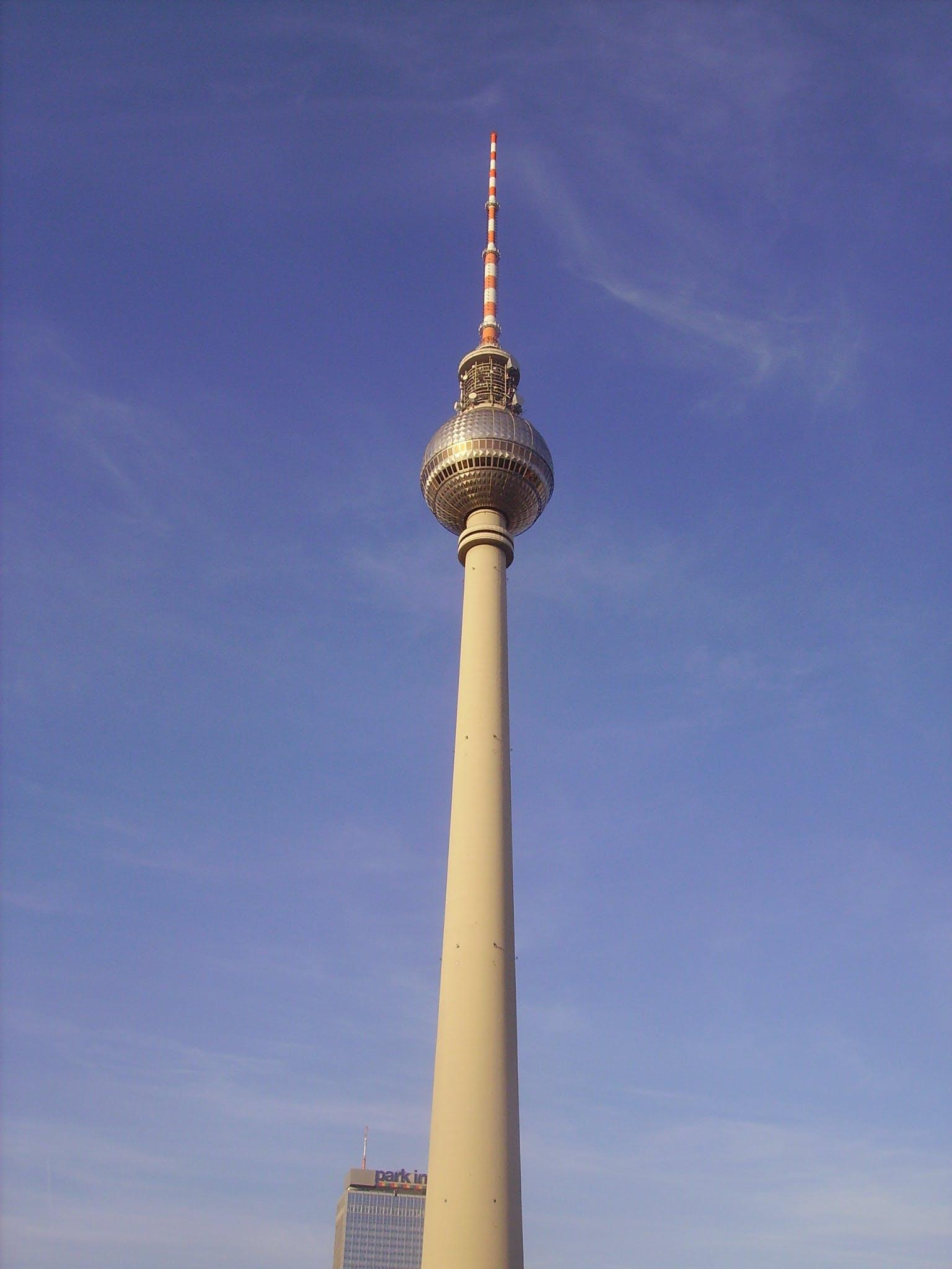 Alexanderplatz, berlin, building