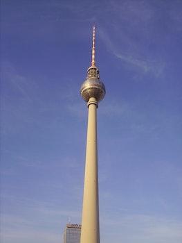 Free stock photo of landmark, building, high, berlin