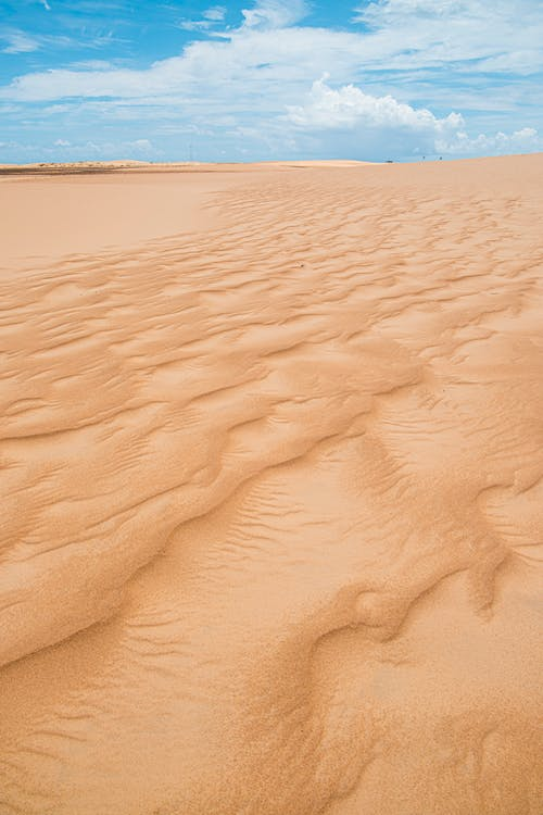 Photo Of Sand During Daytime