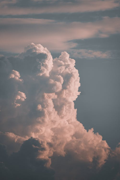 Photo Of Clouds During Dawn