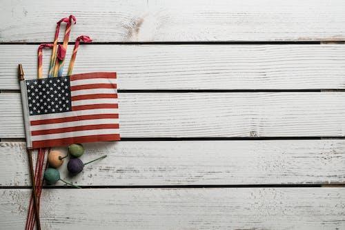 Foto d'estoc gratuïta de a pagès, Administració, amèrica, bandera