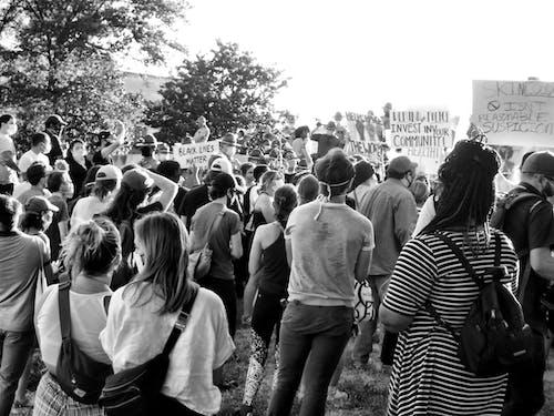 Free stock photo of black lives matter, nashville