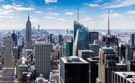 Free stock photo of sky, landmark, skyline, buildings