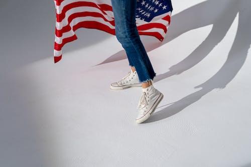 Gratis lagerfoto af 4. juli, amerika, amerikansk-flag