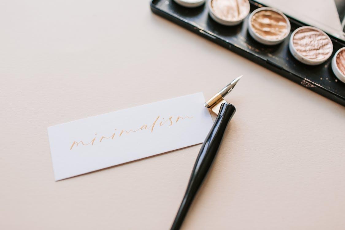 Close-Up Photo Of Pen