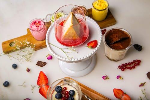 Kostenloses Stock Foto zu bonbon, dekoration, dessert, essen