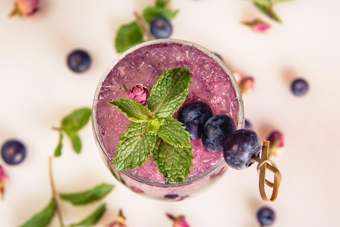Fotos de stock gratuitas de arándanos azules, bar cafetería, beber
