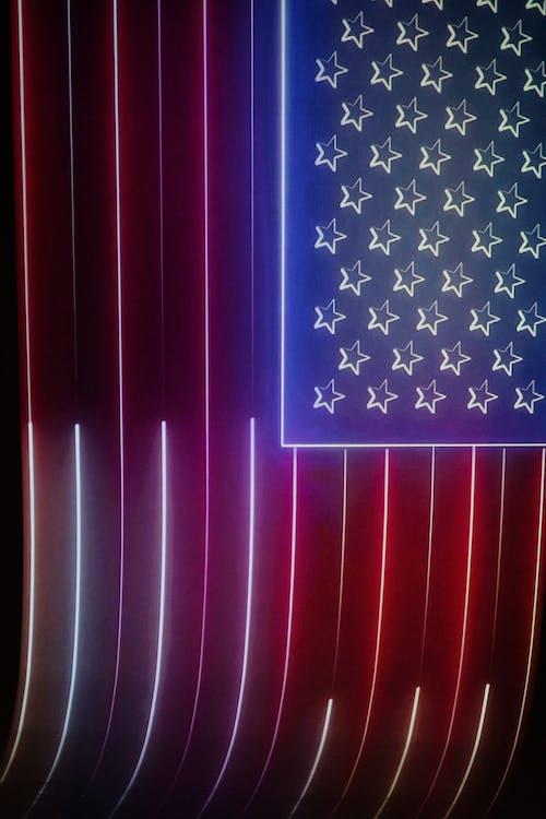 Fotos de stock gratuitas de 4 de julio, americano, brillante