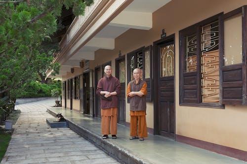 Free stock photo of Азиатская архитектура, буддийский монастырь, Вьетнам