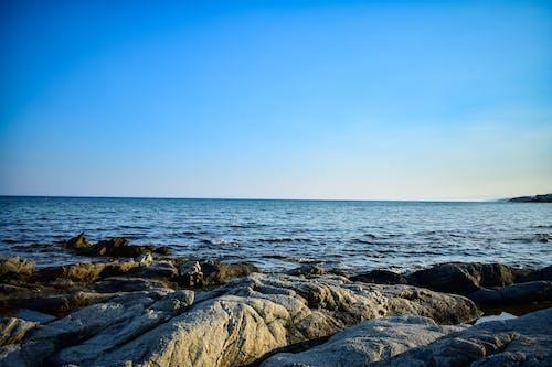 Free stock photo of beach, bright colours, chill