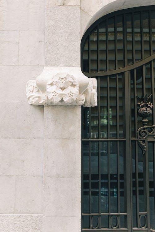 Foto d'estoc gratuïta de a l'aire lliure, antic, arquitectura, arquitectura espanyola